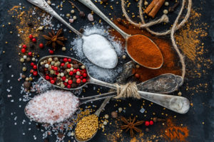 vegan spices